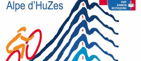 ISProjects steunt ook dit jaar de Alpe d'Huzes wielertocht in de strijd tegen kanker