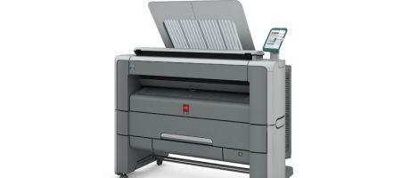 Océ komt met innovatieve systemen voor technische documenten