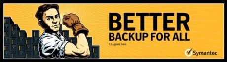 Symantec NetBackup maakt een einde aan de backup window met honderd keer snellere backups