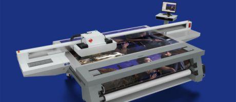 Océ Arizona 318 GL UV-printer biedt ongeëvenaarde kwaliteit en veelzijdigheid in een flatbed