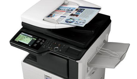 Sharp introduceert drie nieuwe A3-MFP's: volledige multifunctionaliteit
