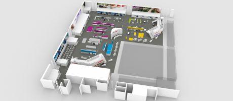 Canon en Océ helpen klanten bij signaleren nieuwe mogelijkheden tijdens drupa 2012