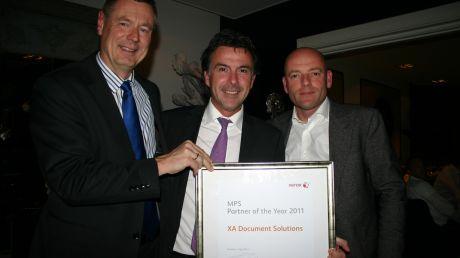Xerox reikt Partner of the Year Award uit