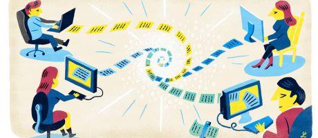 Onderwijs ziet voordelen digitalisering documentinstroom