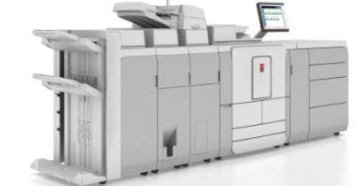 Door Canon en Océ gezamenlijk ontwikkeld digitaal printsysteem wint prestigieuze designprijs