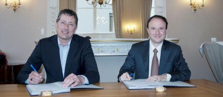 Xerox richt Quick Service Punt in bij gemeente Deventer