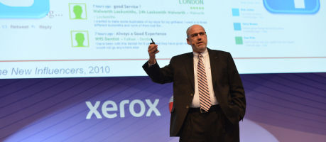 Xerox helpt haar partners groeien met nieuwe initiatieven tijdens Premier Partner Congres op drupa