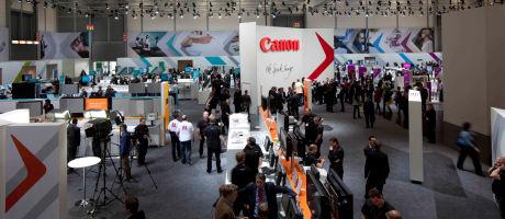 Kracht van gecombineerd aanbod Canon en Océ resulteert in talrijke orders drupa 2012