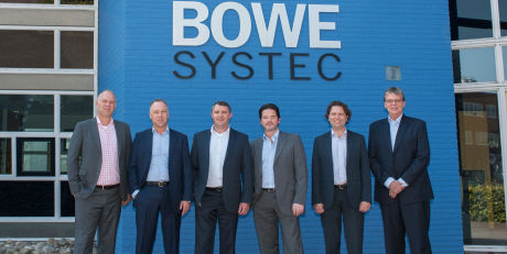 Marnik Hoebrekx nieuwe directeur Böwe Systec Nederland