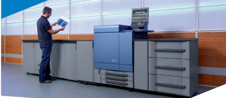 Crossmedia drukkerij True Colours kiest voor digitaal drukken met Konica Minolta bizhub PRESS C1070 en bizhub PRO C6000L produktieprint systemen