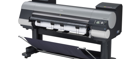 Canon's grootformaat printers iPF6400S, iPF8400S en iPF765 MFP  ontvangen BLI kwaliteitsaward