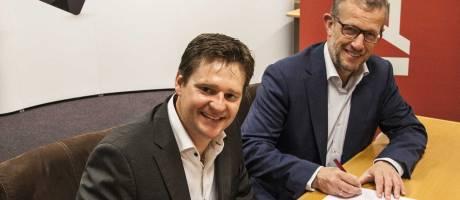 Sharp en Xafax sluiten samenwerkingsovereenkomst voor verkoop documentsystemen
