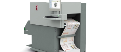 Canon lanceert instapmodel digitale printer Océ VarioStream 7170 met continuous feed (172 ppm A4)