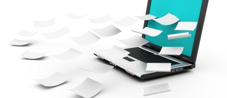 5 maturity fases van document capturing (DDi)