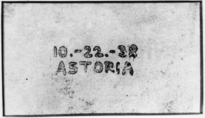 De eerste kopie 10-22-1938 ASTORIA