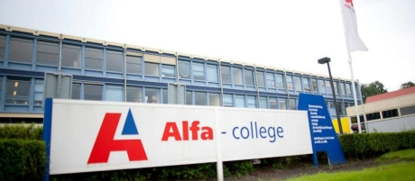 BCT automatiseringspartner voor Alfa-college bij digitaliseren en optimaliseren van documentprocessen