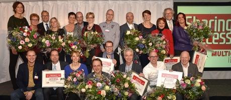 MultiCopy Utrecht/Nieuwegein uitgeroepen tot MultiCopy Franchisenemer van het Jaar 2014