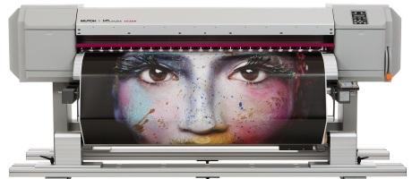 Canon: 'nieuwe standaard in printtechnologie' voor sign & display met Mutoh ValueJet 1638X