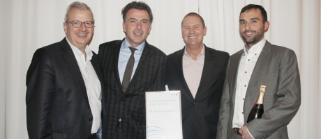 XA Document Solutions Xerox Partner of the Year