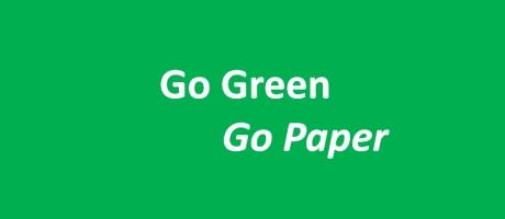 'Go Paperless' blijkt een duurzame mythe