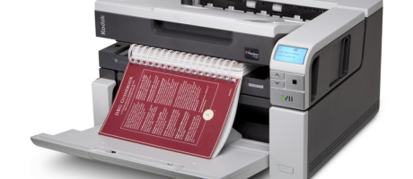 Kodak Alaris lanceert Kodak i3000 Series A3 desktop-scanners