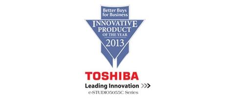 Toshiba e-STUDIO5055c/477s/527s multifunctionals ontvangen Better Buys for Business awards