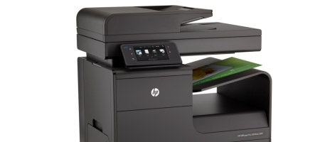 HP  OfficeJet Pro X met pagewide inkjet technologie wint Office Products Award voor Technology Product of the Year