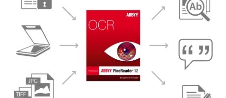 Nieuwe ABBYY FineReader 12 versnelt herkenning en overname van tekst uit scans en foto's enorm