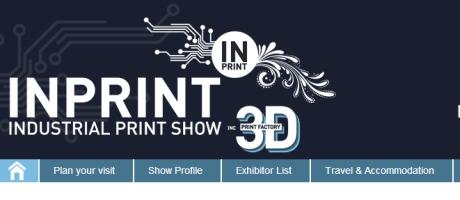InPrint 2014: Canon toont talrijke industriële printtoepassingen