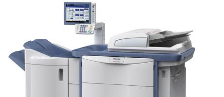 Toshiba TEC introduceert snelle 55-75 ppm  A3-kleuren multifunctionals