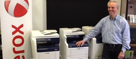 Moolhuijsen Kantoorinstallaties nieuwe Xerox Authorized Service Provider