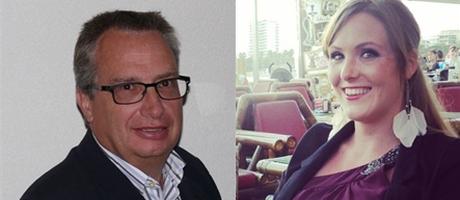 Peter Aarts en Femke van den Nieuwendijk in dienst bij I.R.I.S.