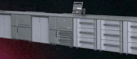 Konica Minolta bizhub PRESS 2250P: Hoge productiviteit zwartwit printen tot 250 ppm met dubbel printengine
