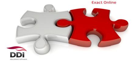 DDi Factuur nu ook gekoppeld met Exact Online