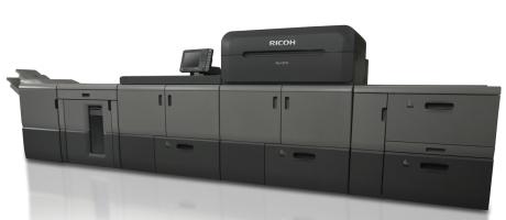Ricoh Pro™ C9100 en C9110: een nieuwe generatie digitale kleurenproductiesystemen tot 130 ppm
