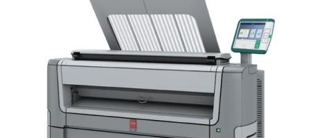 Océ PlotWave 500: productieve grootformaat all-in-one printer voor technische documenten