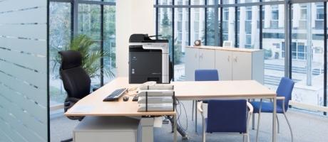 bizhub C3110: Compacte 31 ppm A4 kleurenmultifunctional voor kantoor