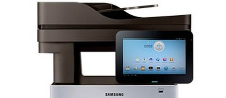 Smart MultiXpress: Samsung introduceert printers en multifunctionals met Android besturingssysteem en 10,1 inch touchscreen