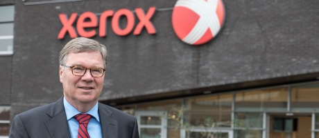 Xerox benoemt Herman Levert tot GM Large Enterprise Operations