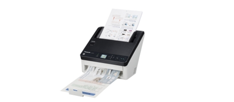 Panasonic lanceert KV-S1057C,  snelle desktop scanner tot 65 ipm