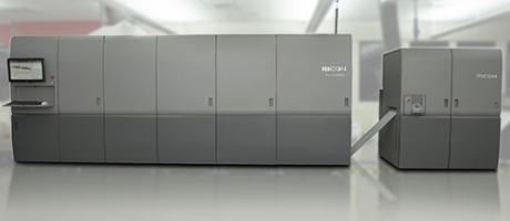 Maak kennis met de Ricoh VC60000 – Hoogvolume Inkjet Printproductie