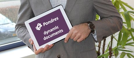 Pondres introduceert Dynamic Documents  voor digitale pensioeninformatie 2016
