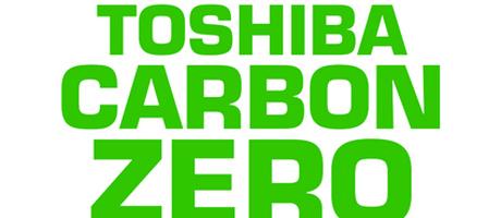 Toshiba neutraliseert ruim 350.000 ton CO2