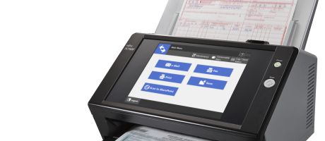 Fujitsu introduceert de N7100-netwerkscanner