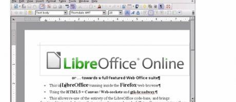 LibreOffice Online gaat strijd aan met Office 365 en Google Docs