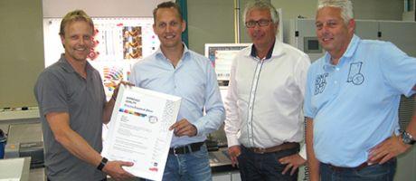 SMG Groep kiest voor AtéCé voor certificeringstraject gestandaardiseerd drukken