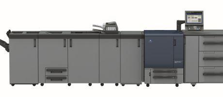 Konica Minolta introduceert derde generatie high-chroma productieprintsystemen