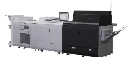 Nieuw topmodel Canon imagePRESS tilt kwaliteit en productiviteit naar hoger niveau