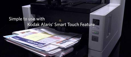 Kodak Alaris verbetert KODAK i4000 Series Scanners voor het versnellen van werkprocessen