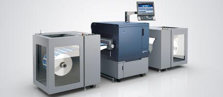 Konica Minolta betreedt de industriële printmarkt